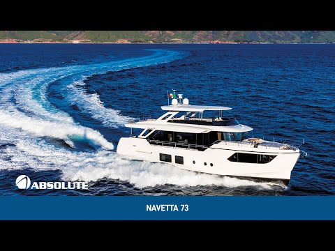Absolute Navetta 73 - The Flagship