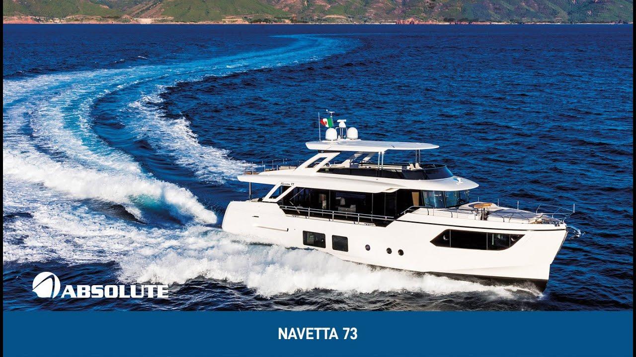 Video THE NAVETTA 73