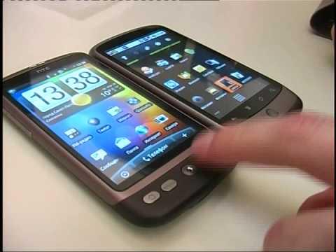 обзор HTC Desire или вдохновение вожделением )