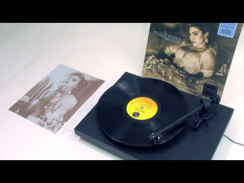 Madonna - Material Girl (Official Vinyl Video)