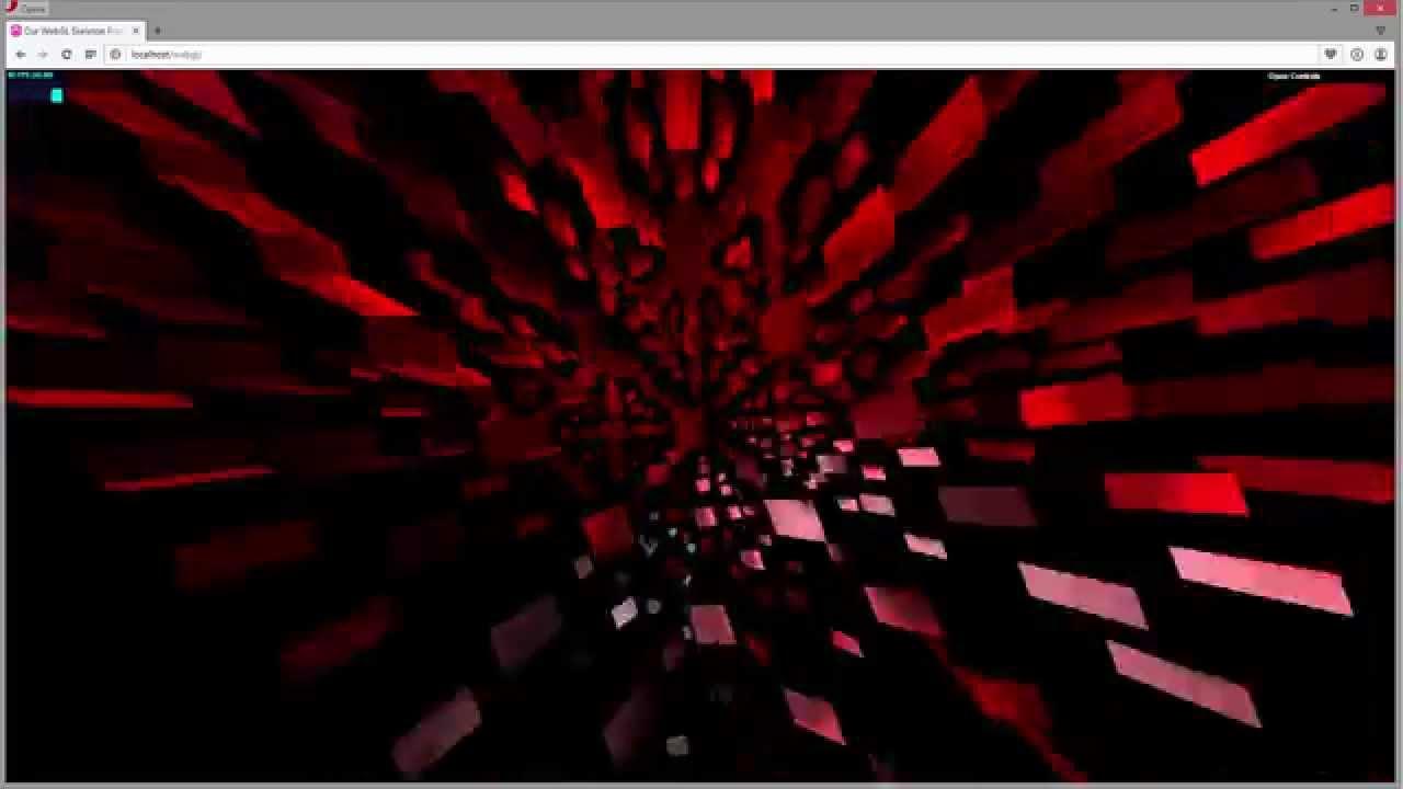 WebGL Video