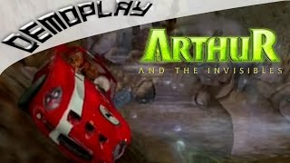 Demoplay: Arthur And The Invisibles