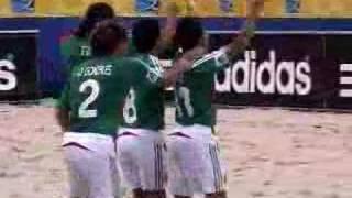 Resumen Mundial de Futbol de Playa - Mexico VS Uruguay