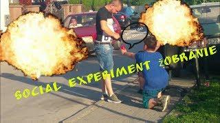 socialny experiment#1 žobranie (EDKO)