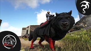 Ark Extinction Core! Ep12 - Finally Tame an Alpha! The Alpha Direwolf!