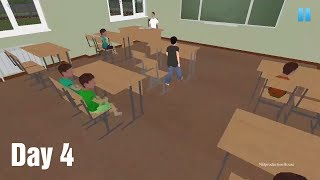 Preschool Simulator: Kids Learning Education Game day 4 Android/iOS Gameplay