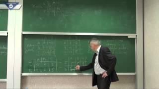 """Prof. Marek Szopa: """"Wstęp do teorii gier"""", wykład 1"""