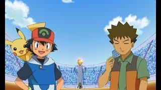 Pokémon Battle USUM: Hoenn Ash Vs Brock (Pokemon Companion)