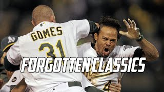 MLB | Forgotten Classics #2 - 2012 ALDS Game 4 (DET vs OAK)