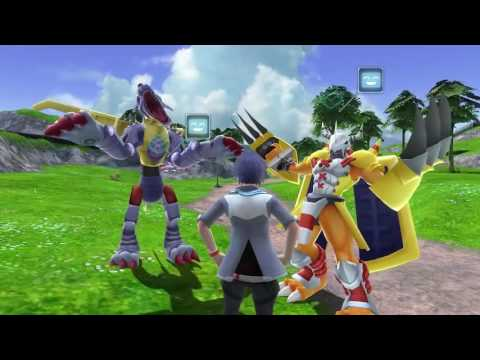 Digimon World Next Order - The Digi'Hunt begins