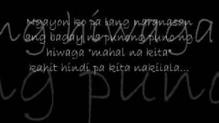 Repeat youtube video Pwede Ba with lyrics...