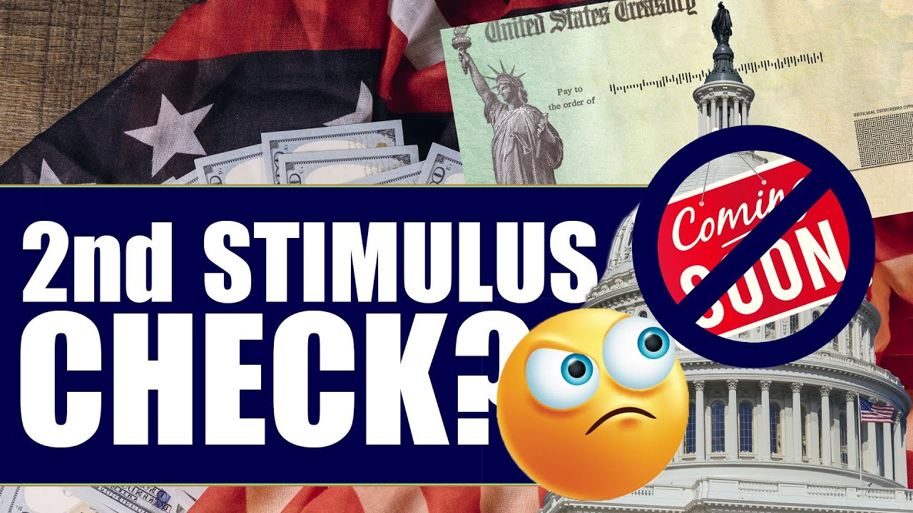 STIMULUS CHECK UPDATE: Will We Be Getting A Second Stimulus Check?