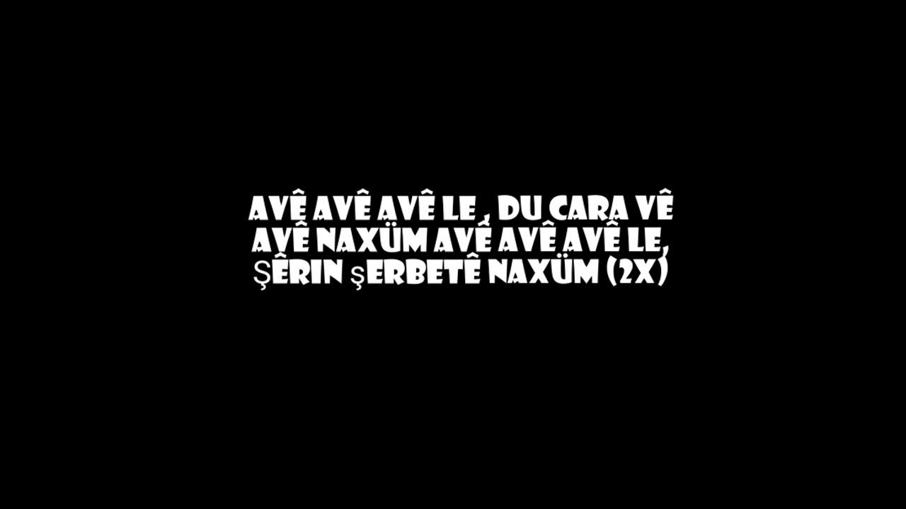 Halil Fesli & Ibocan Sarıgül - Kurdish Mashup (Lyrics)