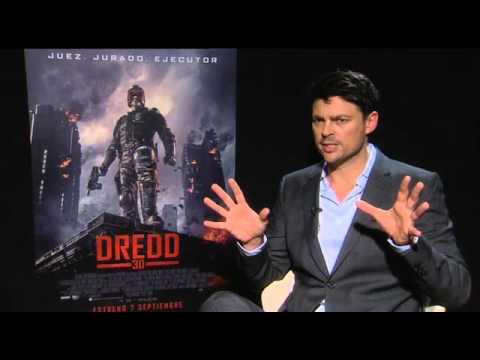 Download Dredd-Karl Urban Interview I