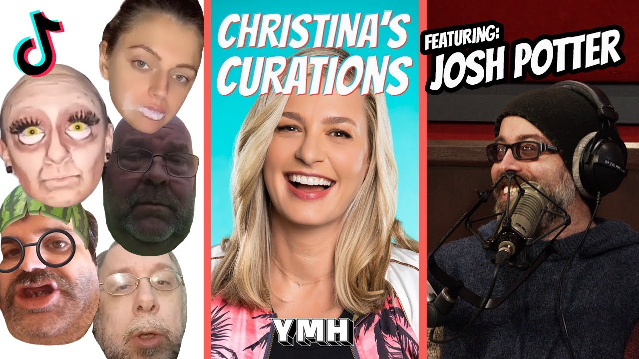Christina S Curations With Josh Potter Ymh Highlight Youtube Comedian & actor, josh potter joins the podcast to talk body hair, homelessness in la, his love of the buffalo bills, the radio industry and how he met. christina s curations with josh potter ymh highlight