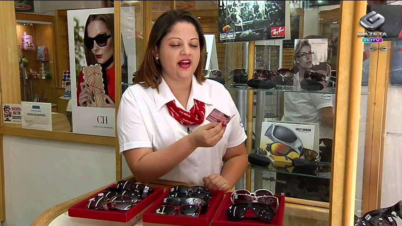7f9616365 Jornal da Gazeta - Óculos escuros falsos podem fazer mal (12/02/14 ...