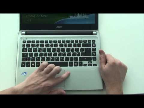 Acer Aspire V5-431P Touch Hands On - Deutsch / German ►►notebooksbilliger.de