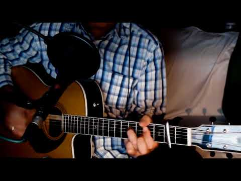 Learn To Be Still ~ The Eagles - Don Henley ~ Acoustic Cover w/ Fender PM-3 Deluxe 000 NT & BT