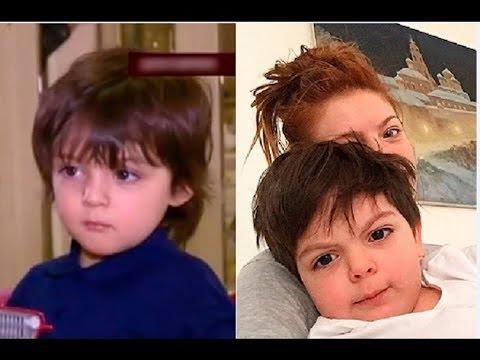 Сыновья Киркорова и Стоцкой похожи как близнецы. Sons of Kirkorov and Stotskaya similar like twins