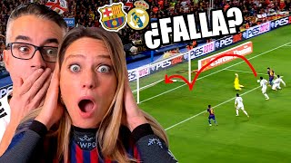 FC BARCELONA VS REAL MADRID - GOL o FALLO