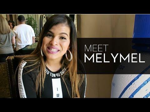 MelyMel Interview in Las Vegas | Billboard Latin Music Awards