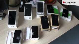 Vetro dello smartphone rotto: dai riparatori con telecamera nascosta