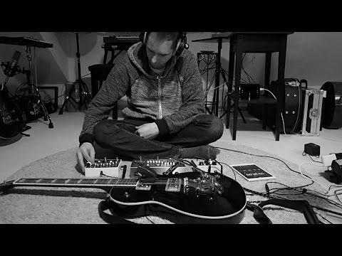 2017/03/19: Ambient w/ Electro Harmonix HOG + 8 Step = Guitar Arpeggiator