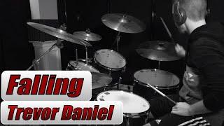 Falling - Trevor Daniel | Drum Cover by Lerro Drumming