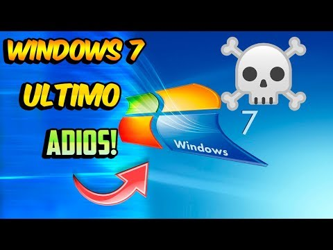 💀ADIOS FINAL Para WINDOWS 7 /  Ultima OPORTUNIDAD ACTUALIZAR