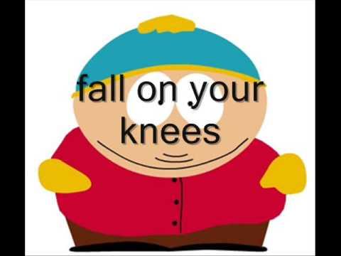 Cartman - O Holy Night with lyrics