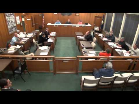 Montgomery County NY - Personnel & Finance -  Part 1 - 10/16/2012