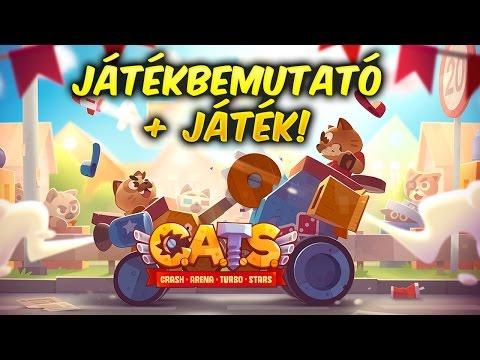 C.A.T.S.   A játék bemutatása és egy kis játék!
