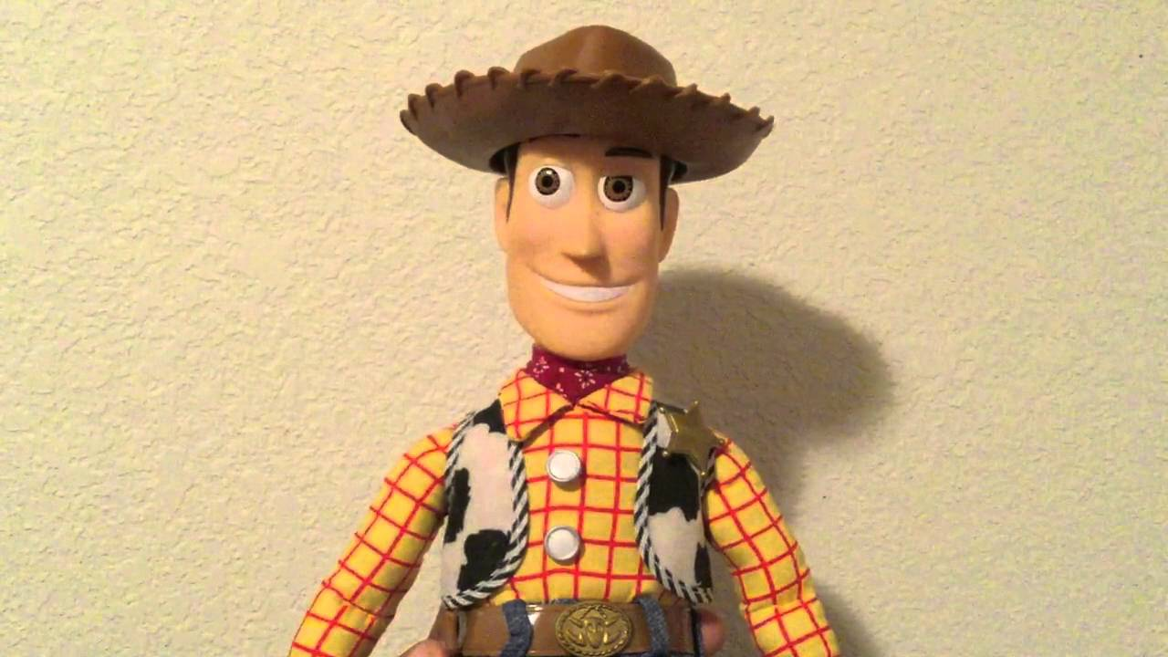 6de72a07b Toy Story 1995 Original Woody Doll - YouTube