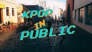 DANCING KPOP IN PUBLIC CHALLENGE #2