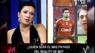 """Marisela Santibañez califica de """"payaso"""" a Johnny Herrera por negarse a ayudar niños con cáncer"""