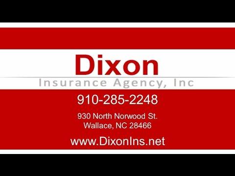 Dixon Insurance Agency Inc | Wallace NC Insurance
