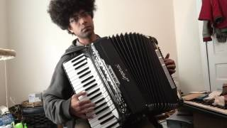 Marble Gallery from Castlevania: Symphony of the Night (An Historic Accordion Cover)