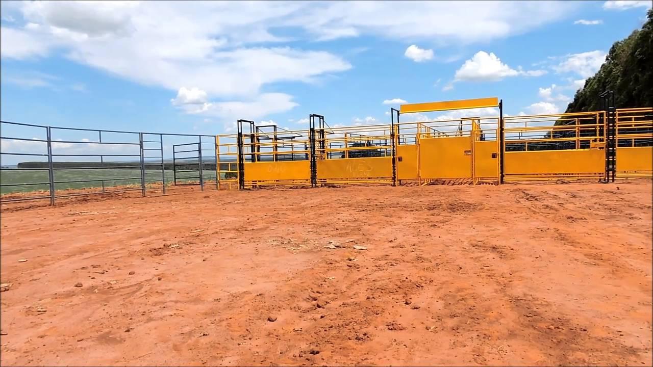 cia de rodeio rodrigo neris arena em construção youtube