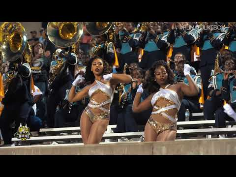"Southern University Human Jukebox ""Yosemite"" vs. Alcorn St. 
