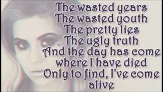 Repeat youtube video Teen Idle - Marina & The Diamonds (LYRICS ON SCREEN)