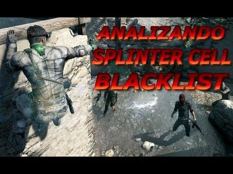 Análisis de Splinter Cell Blacklist // Fórmula que mezcla Conviction y Chaos Theory + Gameplay