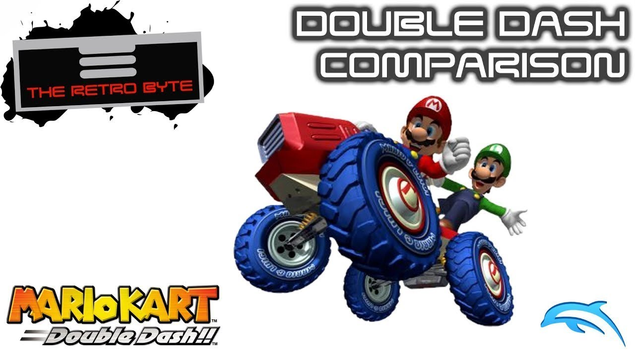 Mario Kart: Double Dash‼ - Dolphin Emulator Wiki