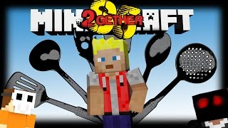 HEIKO! AB INNE KÜCHE! - Minecraft Together Show S5 Ep 50
