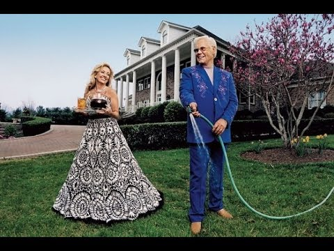 The Grand Tour by George Jones from his album Super Hits.
