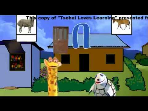 "Somalian Children television- ""Tsehai Loves Learning"",- Moga dishu, Somalia STV"