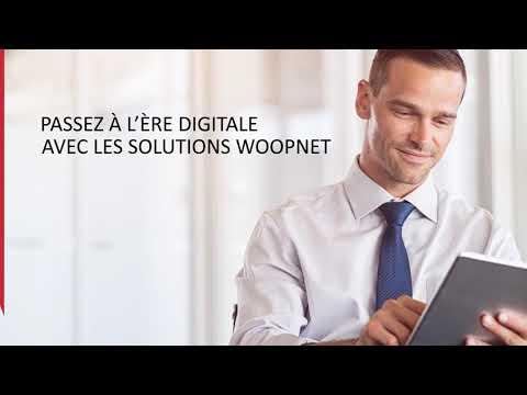 Woopnet - Editeur de Solutions Digitales #Solutions prise de commande mobile#site B2B