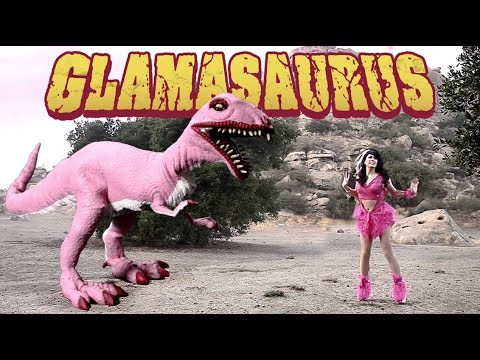 "Manila Luzon - ""Glamasaurus"" (official music video)"