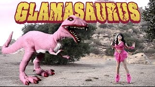 Смотреть клип Manila Luzon - Glamasaurus