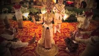 Tari Cangget   Tari Tradisional Lampung