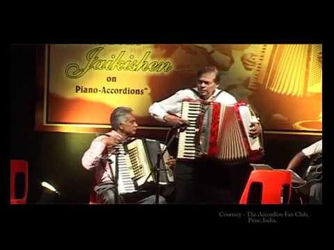 """Dil Tera Diwana"" -  Piano Accordion - Live - Performance - Suhaaschandra Kulkarni"